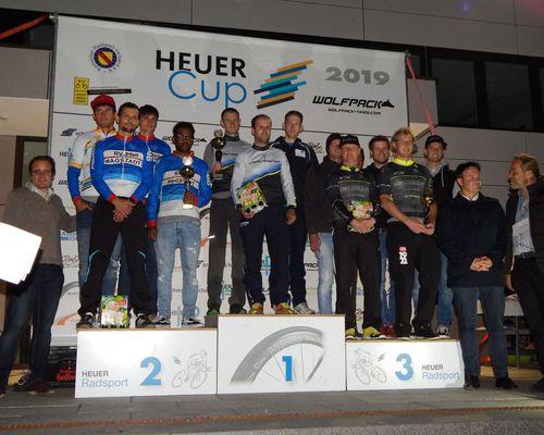 Heuer-Cup 2019: Titel in der Manschaftswertung